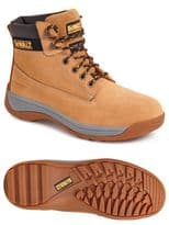 DeWalt Apprectice Honey Safety Boots - Size 11